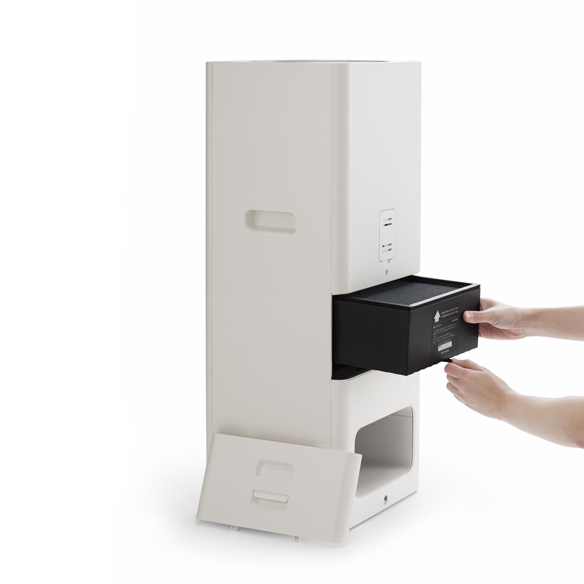 EJT-S200 集塵・除臭濾網組
