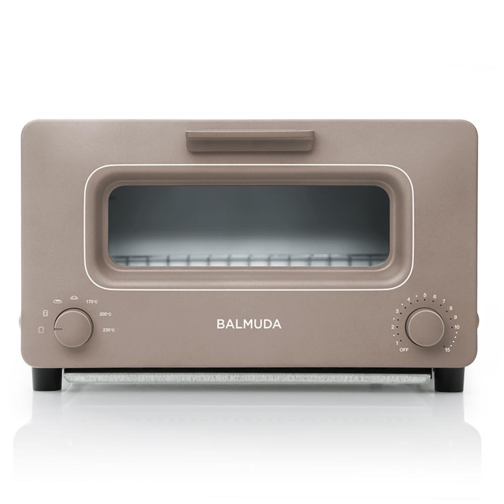 K01J-CW 蒸氣烤麵包機 可可色